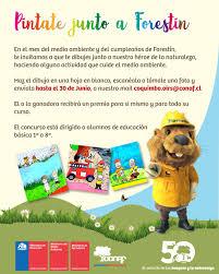 Forestin Celebra Su Cumpleanos Con Concurso Escolar Medioambiental