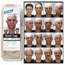 bald cap makeup instructions saubhaya