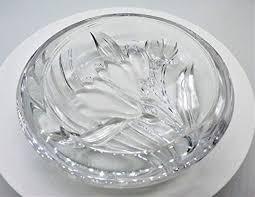 mikasa studio nova frosted crystal