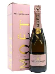 moet chandon rose imperial nv