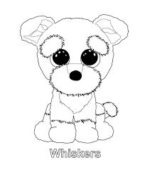 Whiskers Kleurplaten Knuffel Kinderfeestje