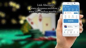 agen poker deposit via aplikasi DANA