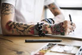 cover your tattoos for an interview