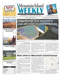 Mountain Island - Carolina Weekly