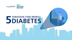 memperparah diabetes