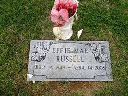 Effie Mae Ausband Russell (1943-2008) - Find A Grave Memorial
