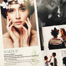 best bridal makeup in the lake district