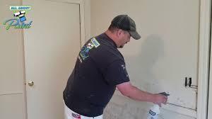 remove wallpaper border the easy way