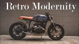 cafe racer bmw r80 by auto fabrica