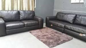 ex scs l grand 4 2 leather air sofas