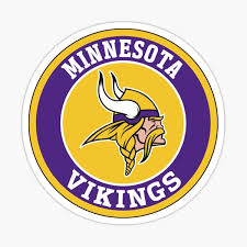 Minnesota Vikings Stickers Redbubble