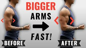 science based tips to build big arms