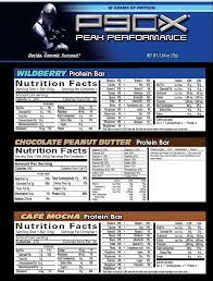 p90x peak performance bars rippedclub