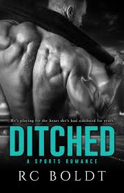 COVER REVEAL: Ditched by RC Boldt -