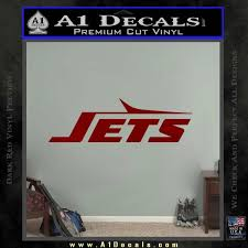 Ny Jets Decal Sticker A1 Decals