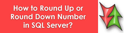 round down number in sql server