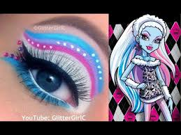 abbey bominable makeup tutorial