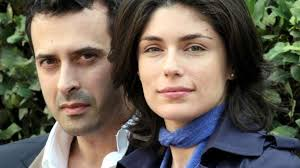 Anna Valle e il marito Ulisse: