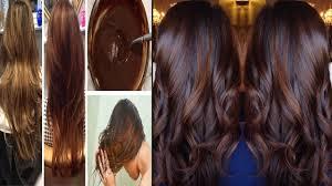 دون تكاليف طريقة صبغ الشعر درجات بني بالقهوة في المنزل وصفة مجربة