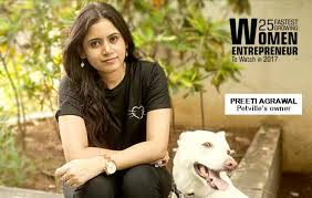 Meet the companion of furry angels: Petville's owner, Preeti Agrawal | The  CEO Magazine - India