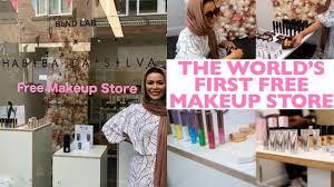 first free makeup