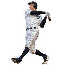 York Yankees Aaron Judge Fathead Swing ...