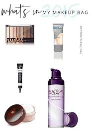 what s in my makeup bag jennifer meyering