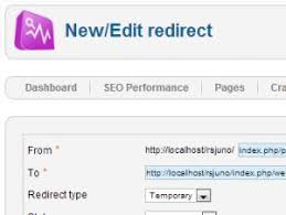 rsseo redirects