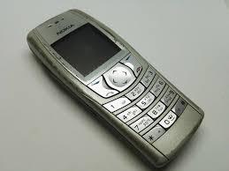 NOKIA 6610 NHL-4U BASIC MOBILE PHONE ...
