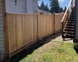 Cedar Wood Privacy Fences Progress Group