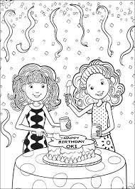 Kleurplaten En Zo Kleurplaat Van Groovy Girls