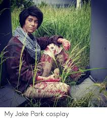 My Jake Park Cosplay | Cosplay Meme on ME.ME