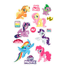 Stickers My Little Pony Photo Paper Wall Sticker Wall Decals Stickers Home Decor