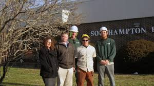Southampton Library Receives $1,000 Tree Service Grant From Giroud Tree and  Lawn For Tree Pruning To Improve Health and Fix Issues Caused by Topping