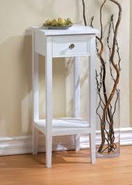 bridgeport 1 drawer antique white