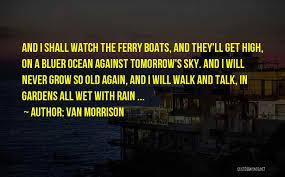 top van morrison sea quotes sayings