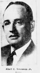 "Albert Carleton ""Si"" Simmonds Jr. (1902-1963) - Find A Grave Memorial"