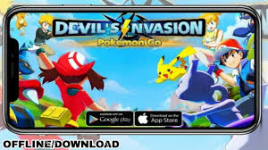 Download Best Graphics Offline Pokemon Game For Android