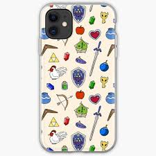Zelda Iphone Cases Covers Redbubble