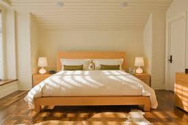 ideal bedroom according to feng shui