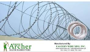 Eastern Wire Manufacturing Inc Wire Products Razor Barbed Wire