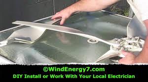 wind turbine blades design you