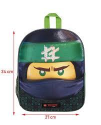 Lego Ninjago Lloyd Backpack for Boys Back to School 3D Travel ...