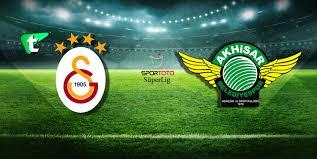 CANLI YAYIN | Galatasaray Akhisarspor maçı canlı izle