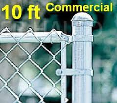 10 Ft Galvanized Commercial System Complete Package