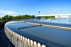 Modern urban wastewater treatment plant. | SkillWorks, Inc.