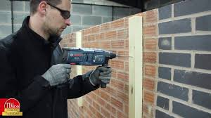 How Do I Use And Install Hammer Fixings Into Masonry Or Brick Step By Step Guides Youtube