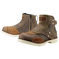 icon 1000 el bajo boot boots brown