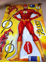 Life Size The Flash Wall Decal For Sale In Athenry Galway From Duchess Com