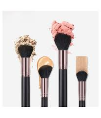 7pcs black cosmetic makeup brush